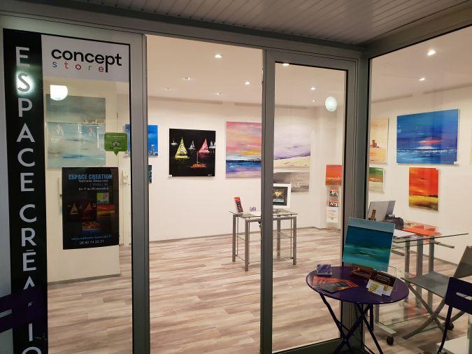 ESPACE CRÉATION Concept Store
