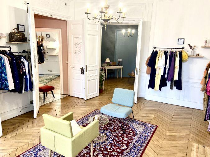Showroom de créateurs premium St-Honoré