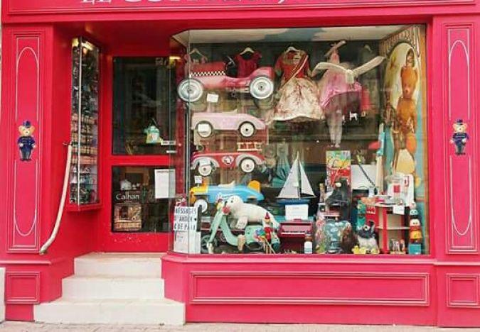 Boutique de beaux jouets