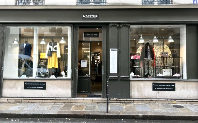 L'Artyrie - Concept store
